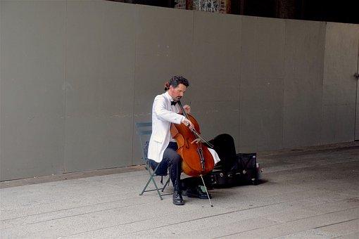 New York City, Musician, Cello, City, New, York