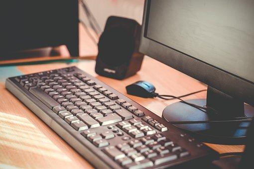 Computer, Pc, Keyboard, Technology, Laptop, Screen