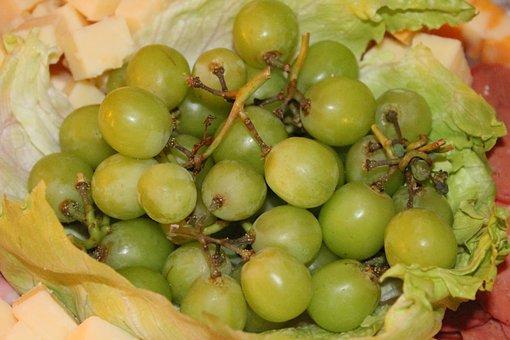 Fruit, Grapes, Food, Dessert, Power