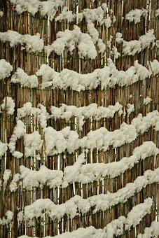 Snow, Snowy, Structure, Pattern, Background, Winter