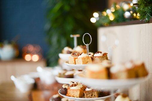 High Tea, Food, Coffee, Sandwiches, Tea, High