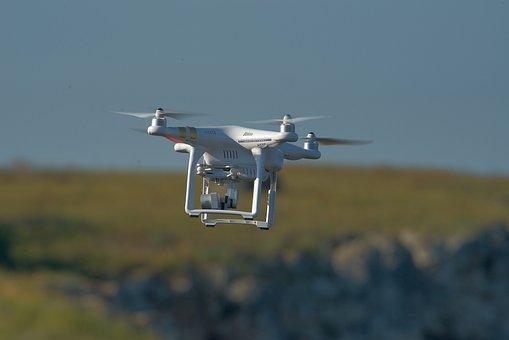 Drone, Flying Drone, Aerial, Flight