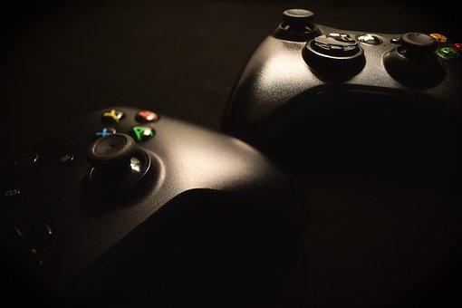 Xbox, Console, Remote Control, Game, Digital, Microsoft