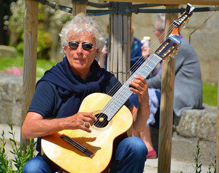 Musician, Guitarist, Man, Character, Music, Artist