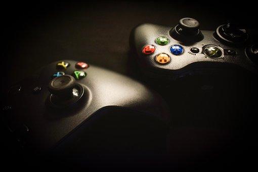 Xbox, Microsoft, Remote Control, Console, Game, Digital