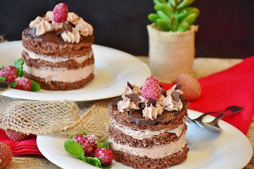 Tart, Chocolate Tarts, Cream Cake, Cake, Coffee Time