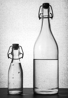 Water Bottle, Water, Bottle, Drink, Thirst