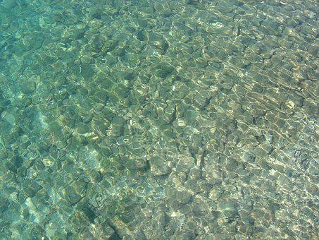 Water, Clear, Clarity, Pure, Clean, Purity, Nature, Sea
