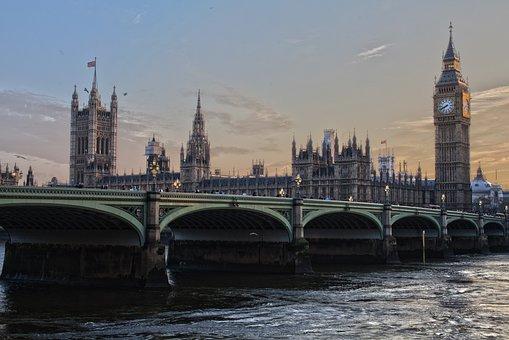London, Parliament, England, Ben Ben, Westminster