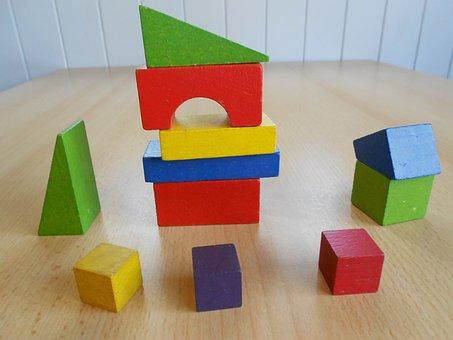 Building Blocks, Toys, Block, Building, Construction