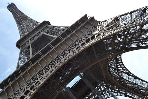 Paris, France, Places Of Interest, Tower, Attraction