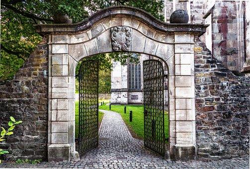 Goal, Gate, Portal, Input, Passage, Historically