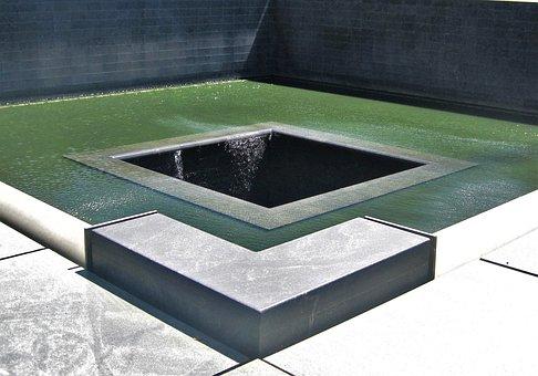 Reflecting Absence, 9 11 Memorial, Memorial Pool