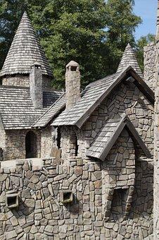 Castle, Astrid Lindgren's World, Vimmerby, Smaland