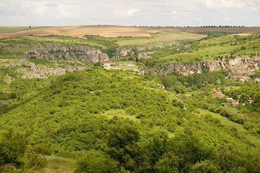 Medieval Town, Ruse Lom, Natural Park