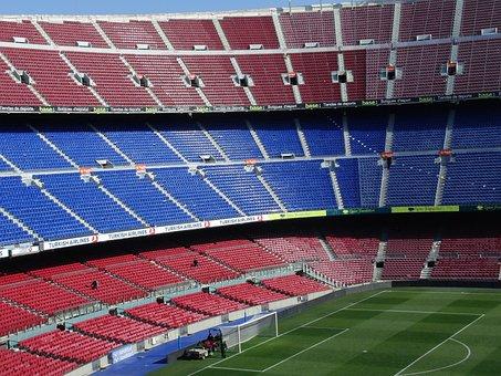 Camp Nou, Barcelona, Barca, Football, Stadium