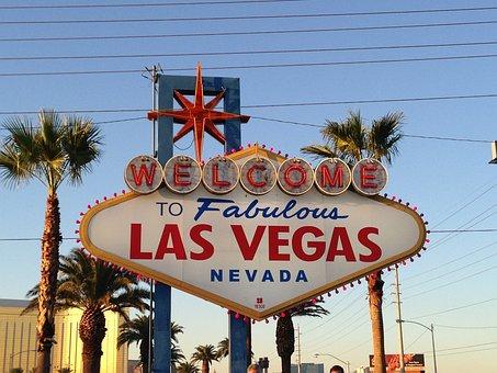 Las Vegas, Sign, Welcome, Las Vegas Sign, Vegas, Las