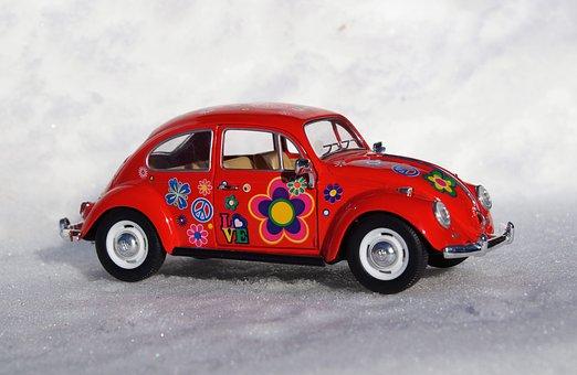 Model Car, Auto, Vehicles, Vw, Beetle, Automotive