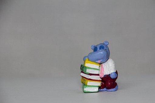 Career, Business, überraschungseifiguren, Happy Hippo