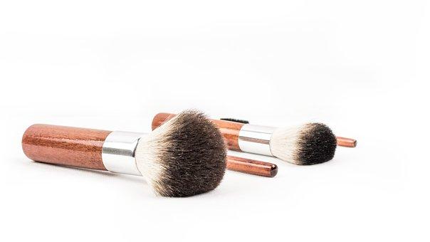 Makeup Brush, Cosmetics, Makeup, Brush, Make Up, Rouge