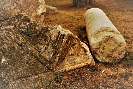 Diocletian's Palace, Ruins, Croatia, History, Stone