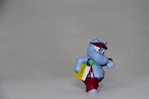 Business, Career, überraschungseifiguren, Happy Hippo