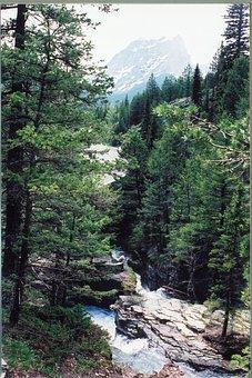 Glacier National Park, Montana, National, Glacier, Park