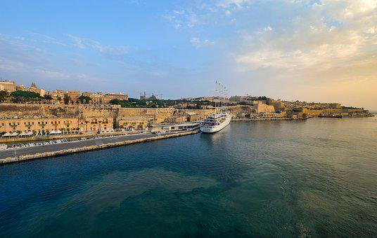 Malta, Harbor, Bay, Ship, Sea, Maltese, Mediterranean