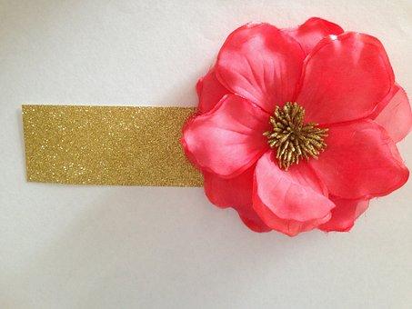 Template, Flower, Shiny, Design, Floral, Spring, Summer