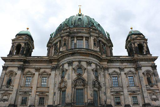 Berlin, Architecture, Germany, Landmark, Europe, Travel