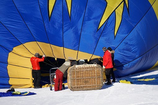 Balloon, Balloon Envelope, Hot Air Balloon, Sleeve