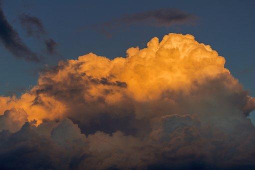 Cloud, Storm, Rain, Moody, Black, Climate, Cloudscape