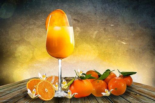Food, Drink, Eat, Healthy, Orange, Orange Juice