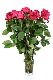 Roses, Flower, Gift, Red, Love, Beauty, Bouquet, Nature