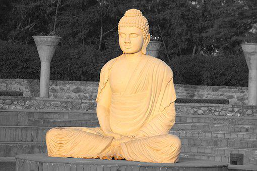 Budha, God, Buddha, Religion, Buddhism, Asia, Religious