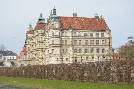 Castle, Güstrow, Mecklenburg
