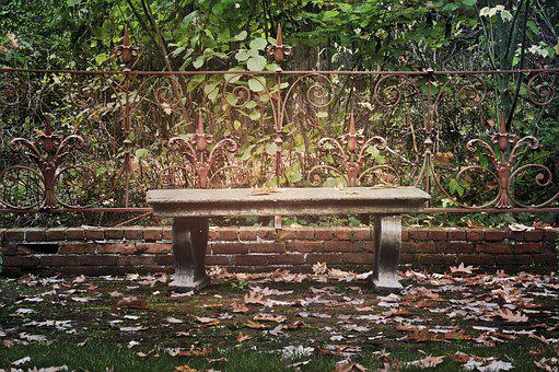Bench, Parkbench, Park, Seat, Relax, Nature, Rest