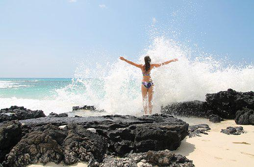 Self-confidence, Force, Wave, Sea, Whirlpool, Water