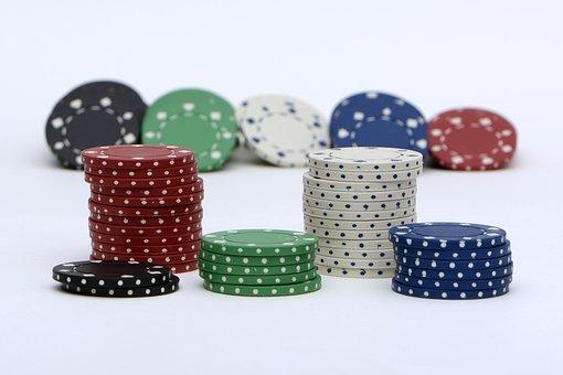 Chips, Play, Poker, Casino, Gambling, Poker Chips
