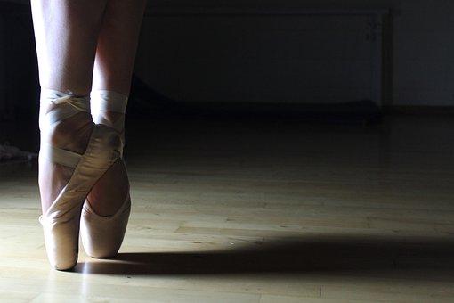Ballet, Ballet Shoes, Ballerina, Dance, Performance