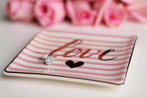 Love, Valentines Day, Engagement, Engagement Ring