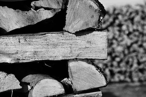 Wood, Firewood, Holzstapel, Growing Stock, Log