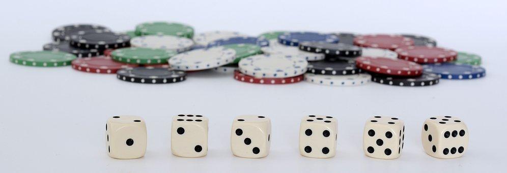 Cube, Gambling, Luck, Play, Gesellschaftsspiel, Pay
