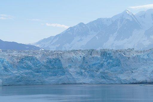 Glacier, Travel, Alaska