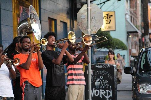 New Orleans, Nola, Streetscape