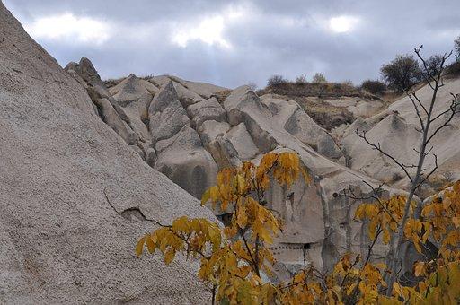 Nevşehir, Cappadocia, Terry, Rocks, Msn Letters, Turkey