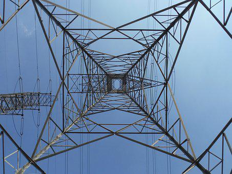 Cable, Tower, Electricity, Electrical, Exterior