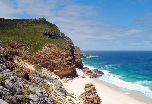Africa, South Africa, Cape Point, Cape Of Good Hope