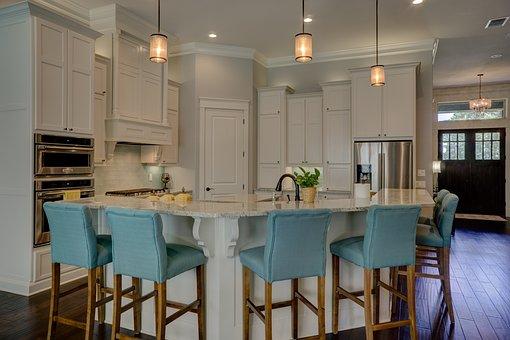 Kitchen, Interior, Home, Kitchen Interior, Design