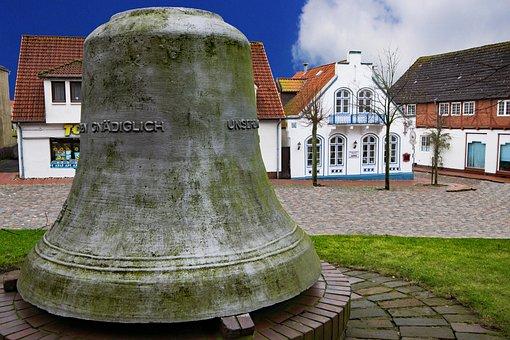 Meldorf, Dithmarschen, Mecklenburg, Germany, Dom, Bell